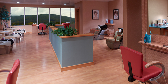 Photo of the Spa at Seneca Allegany Resort & Casino