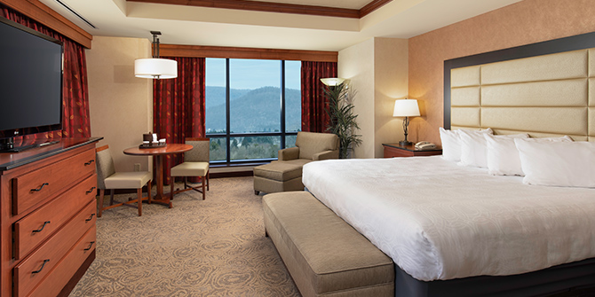 Hotel Room at Seneca Allegany Resort & Casino