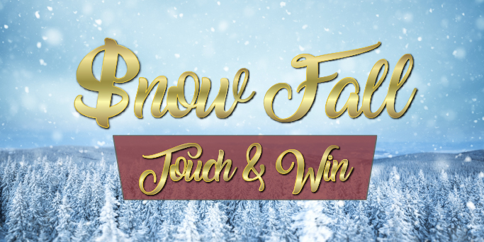 Snow Fall Touch & Win