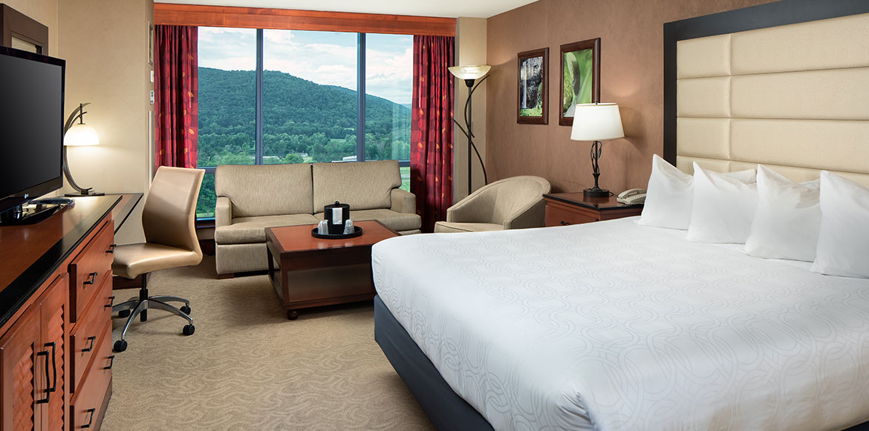 Junior Suites King Smoking Resort Seneca Allegany Resort Casino