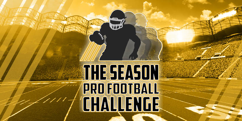 THE SEASON PRO FOOTBALL CHALLENGE