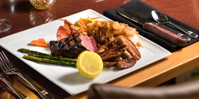 The Western Door Steakhouse Dining Seneca Allegany Resort Casino