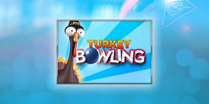 Turkey Bowling Swipe & Win