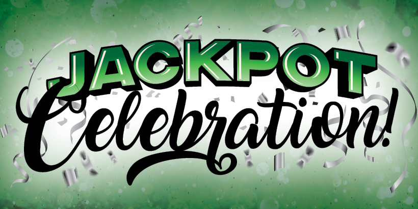 Jackpot Celebration is Back