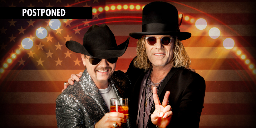 Big & Rich - Postponed: Details to Follow at Seneca Niagara